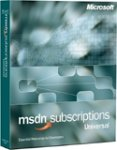 Microsoft MSDN Universal 7.0 Upgrade Revised - 1 Year