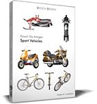 DOSCH Viz-Images: Sport Vehicles
