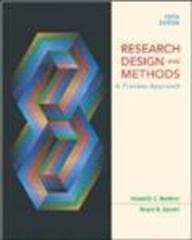 Research Design and Methods: WITH PowerWeb
