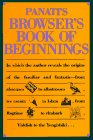 Panati's Browser's Book of Beginnings