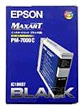 EPSON IC1BK07 インクカートリッジ クロ(PM-7000C用)