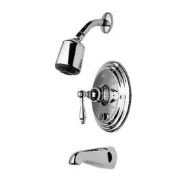 Newport Brass 3-7002 Newport 365 Single Handle Tub and Shower Valve Trim Kit wit, Oil Rubbed Bronze