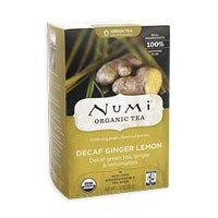 Numi Organic Green Tea, Tea Bags