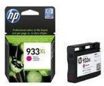 HP 933XL - Print cartridge - 1 x magenta - 825 pages - for Officejet 6100 ePrinter, 6500A, 6600, 6700 Premium