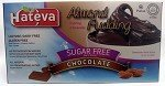Hateva Gluten Free Almond Chocolate Pudding (Sugar Free) 3.5oz. - Pack of 6