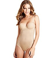 Ultimate Magic Secret Slimming™ Firm Control Panelled Tailored B-DD Body