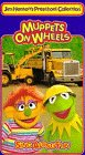Muppets on Wheels: Muppets SingAlongFun [VHS]