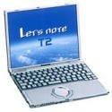 中古ノートPC Panasonic Let's note CF-T2 只今歳末SALE実施中、12/25〜1/5まで通常価格¥27800-が¥24800-のスペシャルプライス