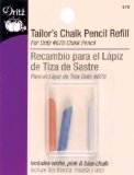 Dritz Tailor's Chalk Pencil Refill - 1