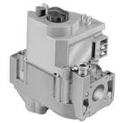 Honeywell VR8200H1251 combination standing pilot gas control valve