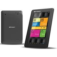 "Emerson 7"" Cortex A8 1.0GHz Android 4.1 Tablet - 512MB DDR3 RAM, 4GB Internal Memory, 0.3MP Front Camera, Wi-Fi, Black"