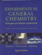 Experiments in General Chemistry by Gerald S Weiss