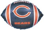 "Chicago Bears 18"" Foil Balloon"