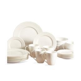 Gorham Callington 40pc Bone China Dinnerware Set Service for 8