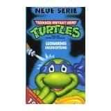 "Teenage Mutant Hero Turtles - Leonardos Erleuchtung [VHS]von ""Murakami Wolf Svenson"""