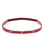 M&S Collection Skinny Elasticated Belt