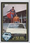 A New Kind Of 'Car Pool'! (Trading Card) 1983 Topps Superman III #6
