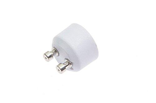 Shangge Ce&Rohs Certification 5 Pcs Gu10 To Mr16 Led Bulb Base Converter Halogen Cfl Light Lamp Adapter Socket Change Pbt