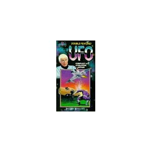 UFO The Series Vol 2. (Conflict and A Dalotek Affair) movie