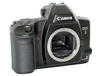 Canon EOS 3 - Body only