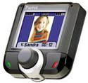 Parrot 3200 Ls-Color Car Kit For Bluetooth Cell Phones Includes Color Lcd Display