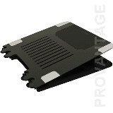 Buy Low Price Comfortable New Targus Desk Compact Laptop Carrying Case Folding Black Compact Laptop Desk Adjustable Stand (B005JFM5JU)