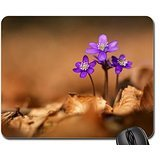 soon... Mouse Pad, Mousepad (Flowers Mouse Pad)