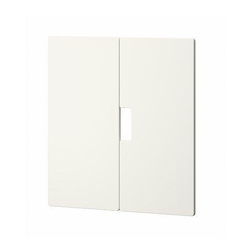 IKEA STUVA MALAD portes Blanc/2 Lot de 60 x 64 cm
