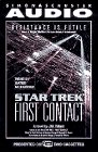 img - for STAR TREK: FIRST CONTACT CASSETTE (Star Trek: The Next Generation) book / textbook / text book
