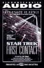img - for STAR TREK: FIRST CONTACT CASSETTE (Star Trek: The Next Generation) book / textbook / text book