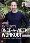 Mark Anthony's Once-A-Week Workout (Female Version) [DVD]