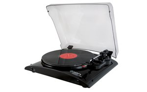 Vinyl to MP3 Turntable with Input