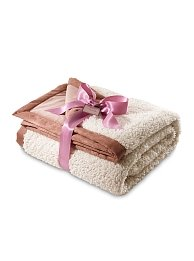 Bath & Body Works Accessories Oh-So-Cuddly Soft Blanket - Cream