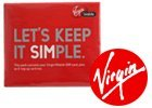 Virgin Mobile Pre Pay Sim Card with £20 Credit - Pay as you Go