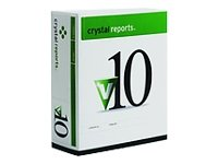 Crystal Reports 10, Developer Upgrade