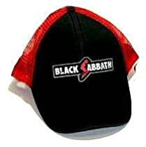 Black Sabbath - Bloody Trucker Cap