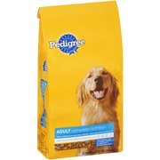 Pedigree Complete Nutrition Adult Dog Food, 3.5 lb(Pack Of 4)
