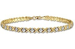 gold body jewelry anklet