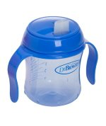 Dr. Brown'S Soft-Spout Sippy Cup 6 Oz. Blue front-236925