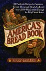 img - for America's Bread Book by Gubser, Mary D. (1992) Paperback book / textbook / text book