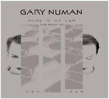 Gary Numan - Here in My Car: The Best of 1984-1998 - Zortam Music