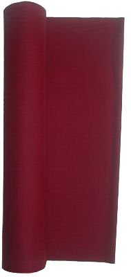 "New Burgundy 21 Ounce Pool Table Felt Billiard Cloth for 8' Table 120"" X 61"""