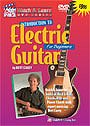 Watch And Learn Introduction to Electric Guitar (DVD)