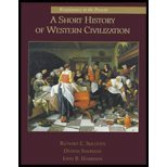 img - for A Short History of Western Civilization: Renaissance to the Present book / textbook / text book