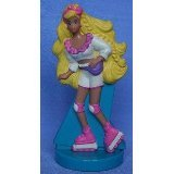 1992 McDonalds Roller Blade Barbie - 1