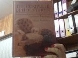 img - for The Complete Upholsterer by Carole Thomerson (1989-11-01) book / textbook / text book