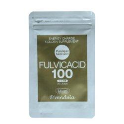 Vendela フルボ酸サプリメント 30粒