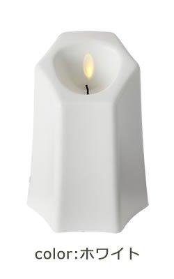 LEDキャンドル シャンデル ホワイト 641777