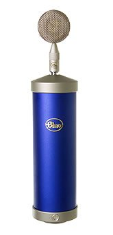 Blue Microphones Bottle Multi Pattern Tube Condenser Microphone