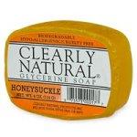 clearly-natural-glycerine-bar-soap-honeysuckle-120-ml